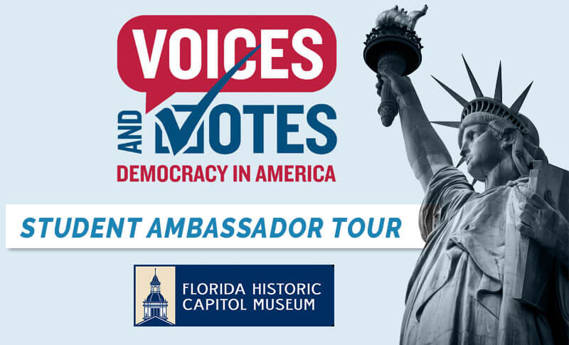 Voices and Votes: Democracy in America Virtual Experience